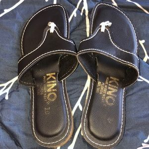 ☀️ Key West Black Kinos  Size 10🏝